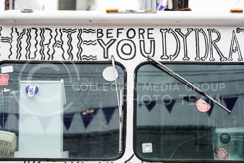 Varsity Food Truck, Manhattan KS. Dylan Connell | Collegian Media Group