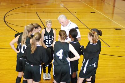 Varsity Basketball 2008