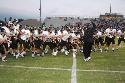 2011 Varsity CAPO Football