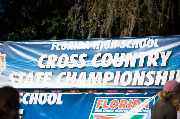 Varsity Cross Country State Championship
