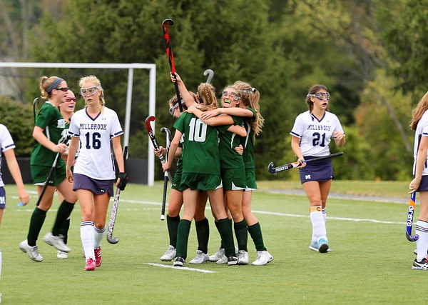 Varsity Field Hockey vs. Millbrook School (September 26, 2016)