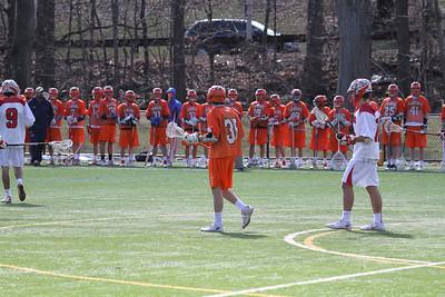 Glen Ridge - Varsity 4-5-2014