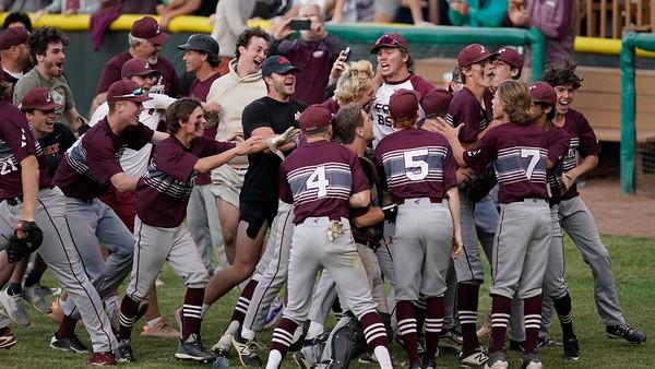 Greely vs. Freeport B South baseball championship