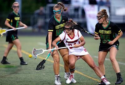 Girls Lacrosse Scarborough vs. Massabesic