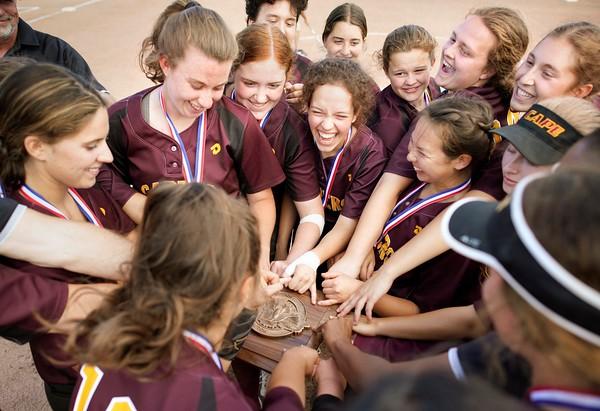 Cape Elizabeth vs. Fryeburg Academy Class B South Softball championship