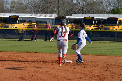 Varsity Softball vs Edisto 3-13-18