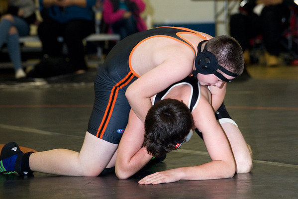 Wrestling v Chatham and Dan River