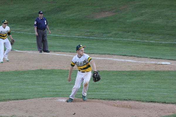 Varsity baseball vs. Churchhill HS 5-8-2017