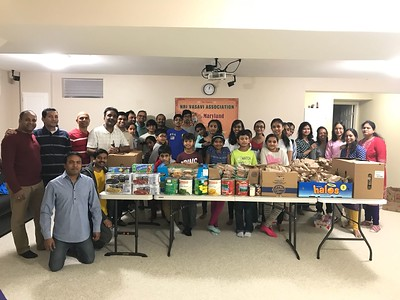 2018 NRIVA Maryland Seva Days