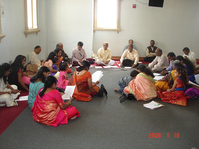 Geetha Parayanam and Bhajans