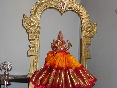 Vasavi Maatha Uthsava Vigraham