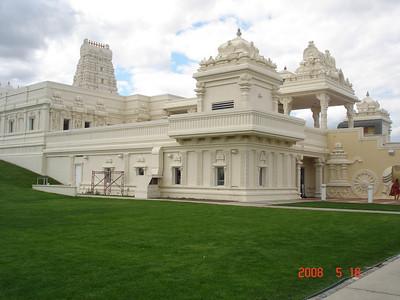 Balaji Temple at Aurora,IL