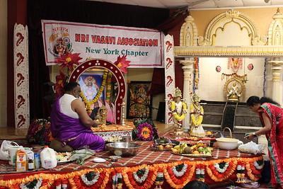 2017 Albany, NY Chapter Vasavi Jayanthi