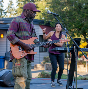 Set one: Clinton Fearon: Concerts in the Park @ Ober Park August 2017