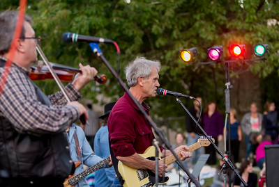 Great Divide Concerts in the Park 2015