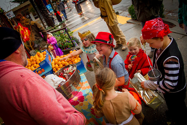 Set one: Halloween on Vashon Island 2015