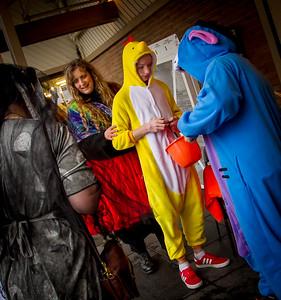 Halloween on Vashon Island 2015