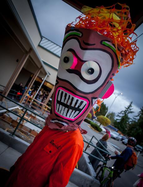 Halloween on Vashon 2016 Set one