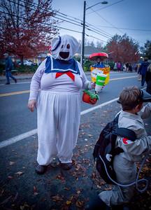 Halloween on Vashon Island 2016