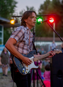 Ian Moore Concerts in the Park 2016