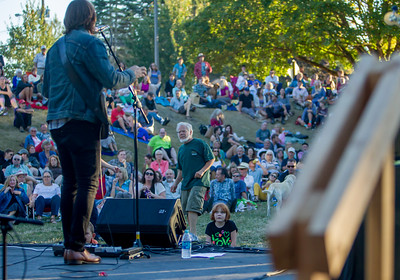 an Moore Concerts in the Park 2016