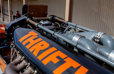 Stills: Miss Thriftway U-60 Unlimited Hydro Live Fire-up