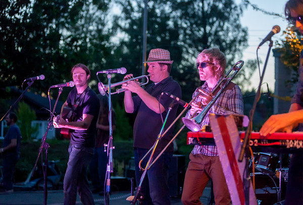 Set three: Publish the Quest: Concerts in the Park @ Ober Park August 2017