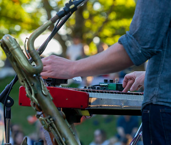 Publish the Quest @ Concerts in the Park