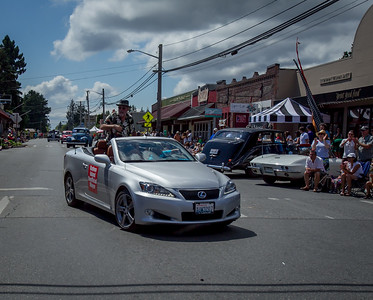 Tom Stewart Memorial Car Parade 2016
