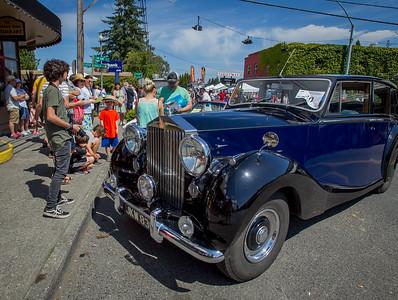 Tom Stewart Car Parade and Show 2016