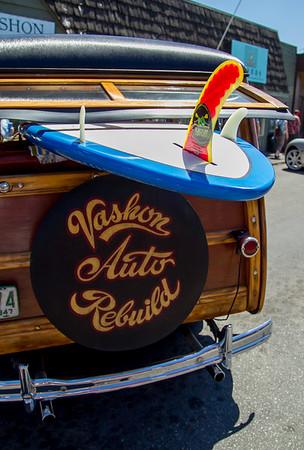 Tom Stewart Memorial Car Parade and Show 2015