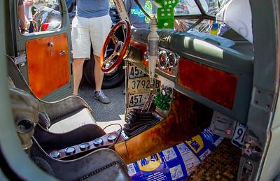 Tom Stewart Car Show 2015