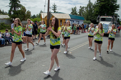 Vashon Island Strawberry Festival 2016 Grand Parade