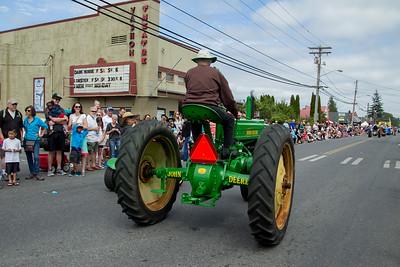 Vashon Island Strawberry Festival 2016 Grand Parade