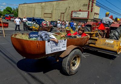 The Grand Parade Vashon Island Strawberry Festival 2018
