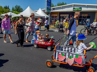 The Kids Parade 2018: Vashon Island Strawberry Festival 2018