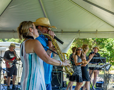 Set three: Loose Change at the Ober Park Main Stage, Festival Sunday 2018