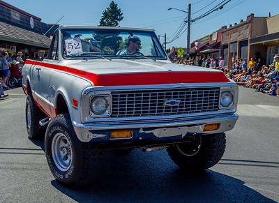 Set four: the Tom Stewart Memorial Classic Car Parade 2018