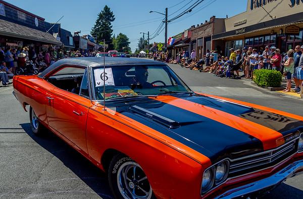 The Tom Stewart Memorial Classic Car Parade and Show 2018