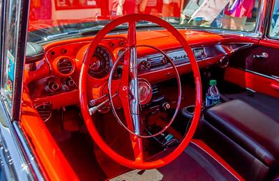 the Tom Stewart Classic Car Show 2018