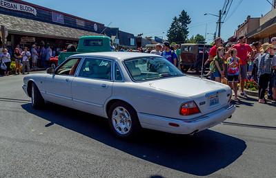 the Tom Stewart Classic Car Parade 2018