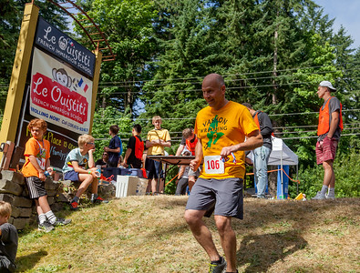 Awards Ceremony: Bill Burby 5-10K race 2017
