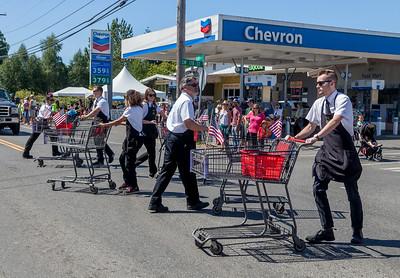 Set five: The Vashon Island Strawberry Festival Grand Parade 2017
