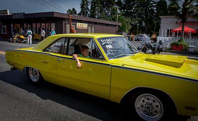 Lou Engels Car Parade at VME 2017