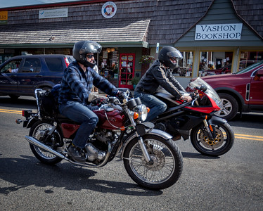 Vintage Motorcycle Enthusiasts 2017