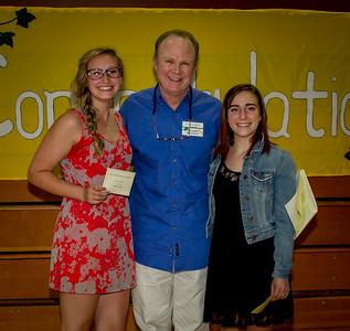 Set two: Vashon Island Community Scholarship Foundation Awards 2015