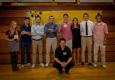 Awards Set three: Vashon Island Community Scholarship Foundation Awards 2016