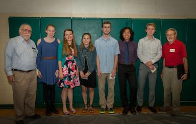 Vashon Island Community Scholarship Foundation Awards 2017