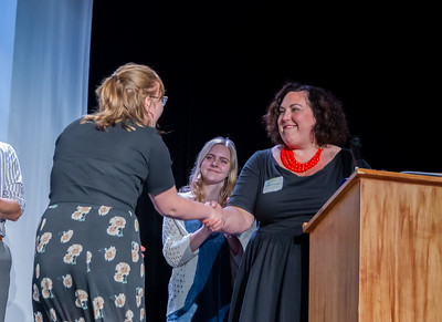 The Awards Set four: Vashon Island Community Scholarship Foundation Awards 2018