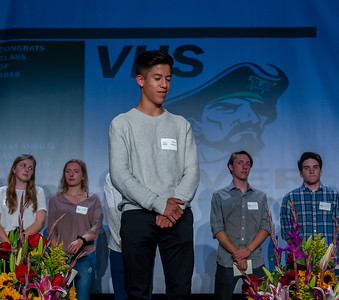 Vashon Island Community Scholarship Foundation Awards 2018